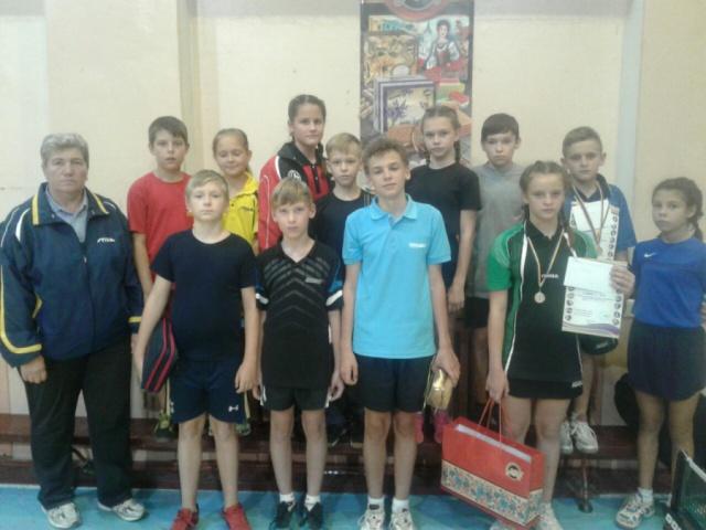 Нікопольські тенісисти стали чемпіонами