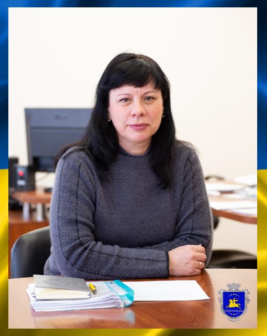Обиденна Тетяна Славівна